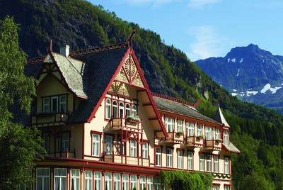 Bilde av Hotel Union Øye