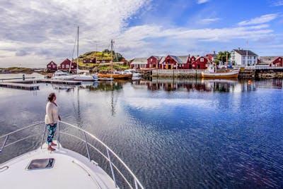 Håholmen båttur fiskevær nordvestlandet