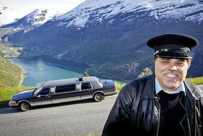 Hallgeir Greger Fem favoritter Geiranger Limousine