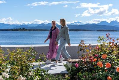 Velkommen til sjøfronten i Molde!